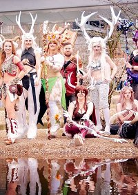 Cosplay-Cover: Archer Faun