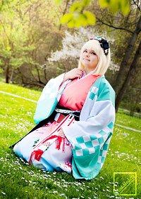 Cosplay-Cover: Shiemi Moriyama [Kimono]
