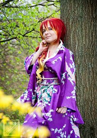 Cosplay-Cover: Shura Kirigakure [Yukata long]
