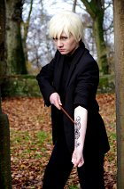 Cosplay-Cover: Draco Lucius Malfoy - Anzug