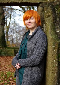 Cosplay-Cover: Ron Weasley (Deathly Hallows Movie)
