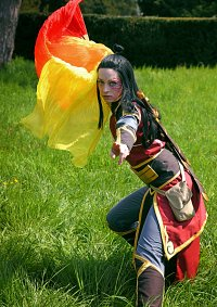 Cosplay-Cover: Zuko (grown up)