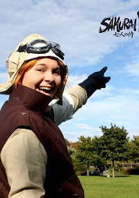 Cosplay-Cover: Hayashida Heihachi