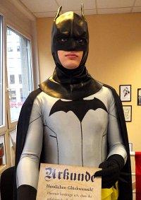Cosplay-Cover: Batman