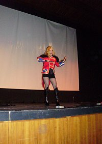 Cosplay-Cover: Britney Spears Ringleader (The CircusTour)