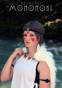 Cosplay-Cover: San - Prinzessin Mononoke