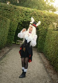 Cosplay-Cover: White Rabbit