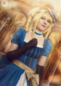 Cosplay-Cover: Lizzy / Elizabeth Midford