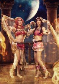 Cosplay-Cover: Nico Arabic Dancer