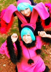 Cosplay-Cover: Noki [The Hardcore Twins]