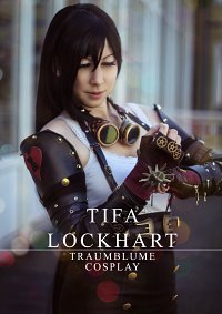 Cosplay-Cover: Tifa Lockhart [FFVII Steampunk]