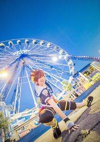 Cosplay-Cover: Sora [Kingdom Hearts II]