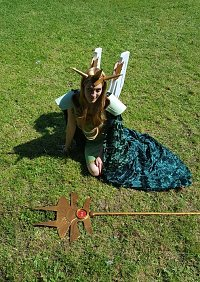 Cosplay-Cover: Tyrest (Holomatter)