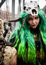 Cosplay-Cover: SwampWitch
