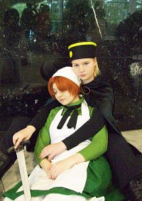 Cosplay-Cover: Holy Roman Empire
