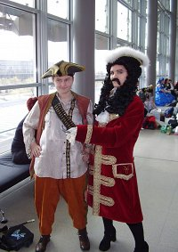 Cosplay-Cover: Smee