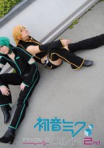 Cosplay-Cover: Kagamine Len 鏡音レン [Project Diva 2nd]