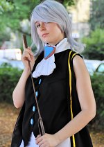 Cosplay-Cover: Franziska von Karma (Turnabout Reminiscence)
