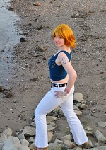 Cosplay-Cover: Nami (Davy Back Fight)