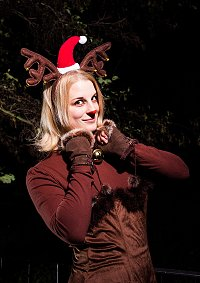 Cosplay-Cover: Miss Reindeer
