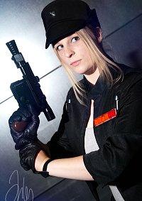Cosplay-Cover: Juno Eclipse (Rogue Shadow Uniform)