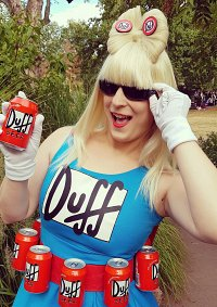 Cosplay-Cover: Duff-Girl