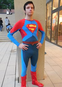 Cosplay-Cover: Superman (Smallville)