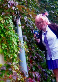 Cosplay-Cover: Amu Hinamori ~ Schuluniform Lila