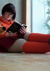 Cosplay-Cover: Velma [Scooby Doo]