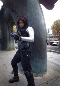 """Cosplay-Cover: James """"Bucky"""" Barnes [Winter Soldier]"""