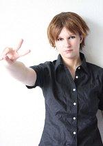 Cosplay-Cover: Gary Eich (Shigeru)