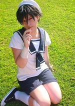 Cosplay-Cover: Hibari Kyouya [Ten Years]