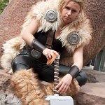 Cosplay: Thor - nordic Warrior
