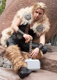 Cosplay-Cover: Thor - nordic Warrior