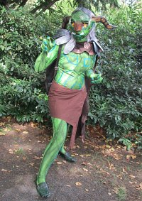 Cosplay-Cover: Strickler (Troll form)