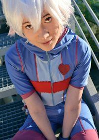 Cosplay-Cover: Nai [Blue Bunny Overall]