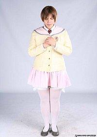 Cosplay-Cover: Paku Noriko (Schuluniform)
