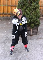 Cosplay-Cover: Sora (halloween version)