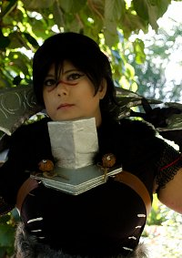 Cosplay-Cover: Hawke