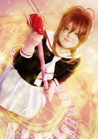 Cosplay-Cover: Sakura Kinomoto *School Uniform*