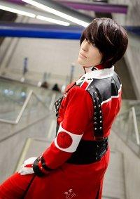 Cosplay-Cover: Kamui Shirou *Artbook Uniform*