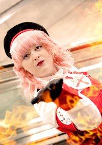 Cosplay-Cover: Karen Kasumi *Uniform*