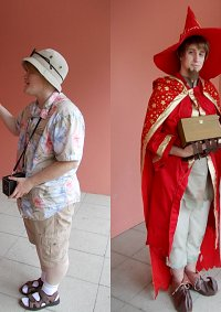 Cosplay-Cover: Rincewind