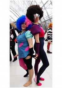 Cosplay-Cover: Garnet (1st Fusion)