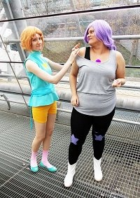 Cosplay-Cover: Amethyst