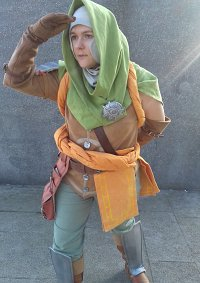 Cosplay-Cover: Inquisition Scout