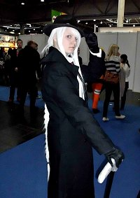Cosplay-Cover: Shirogane