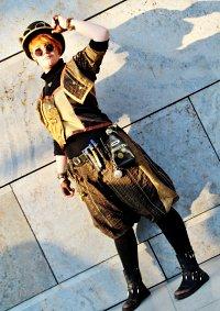 Cosplay-Cover: Timeking Jonathan K. McDaniell [Demonic]
