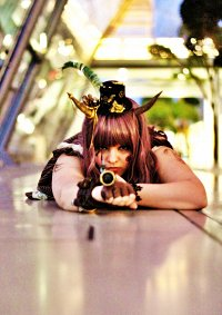 Cosplay-Cover: Timequeen Elizabeth L. McDaniell [Demonic]