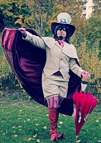 Cosplay-Cover: Mephisto Pheles [メフィスト・フェレス]